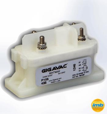 GIGAVAC P105FDA DC Contactor/Relay