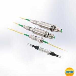 Fiber Optic Rotary Joints